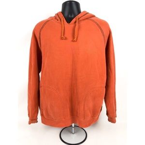 Columbia Men Sweater Size L Pullover Hoodie